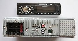 Автомагнитола Pioneer 1185 MP3 SD USB AUX FM со съемной панелью, фото 3
