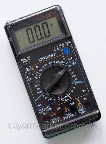 Цифровой мультиметр  DT-890B+, фото 2