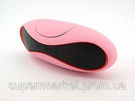 Портативная колонка Beats s71 Ellipse копия, розовая, фото 2