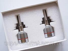 Car Led H1 лампы для автомобиля UKC 33W 4500K 3000LM, фото 2