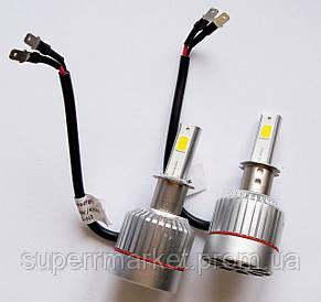Car Led H3 лампы для автомобиля UKC 33W 4500K 3000LM