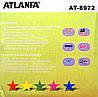 Акустика Atlanfa AT-8972, MP3 SD USB FM , black, фото 4