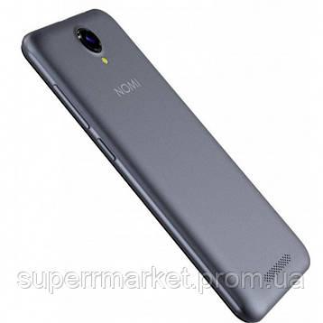 Смартфон Nomi i5001 EVO M3 Go Grey, фото 2