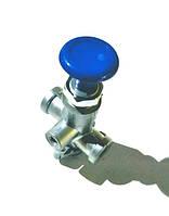 Клапан растормаживания (кнопка синяя) M16x1.5 352018011  Arcek Турция, фото 1