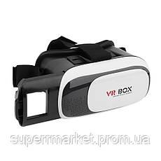 Очки виртуальной реальности VR BOX G2.0 + Bluetooth пульт, фото 2