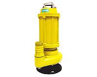Погружной дренажный насос SHIMGE WQD6-16-0.75L1 750Вт Hmax=17м Qmax=22куб.м/час поплавок, фото 1