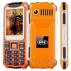 Телефон VKworld Stone V3S Blue  защита IP54  ', фото 2