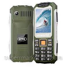 Телефон VKworld Stone V3S Blue  защита IP54  ', фото 3