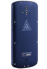 Смартфон AGM X1 IP68 4 64GB Blue, фото 2