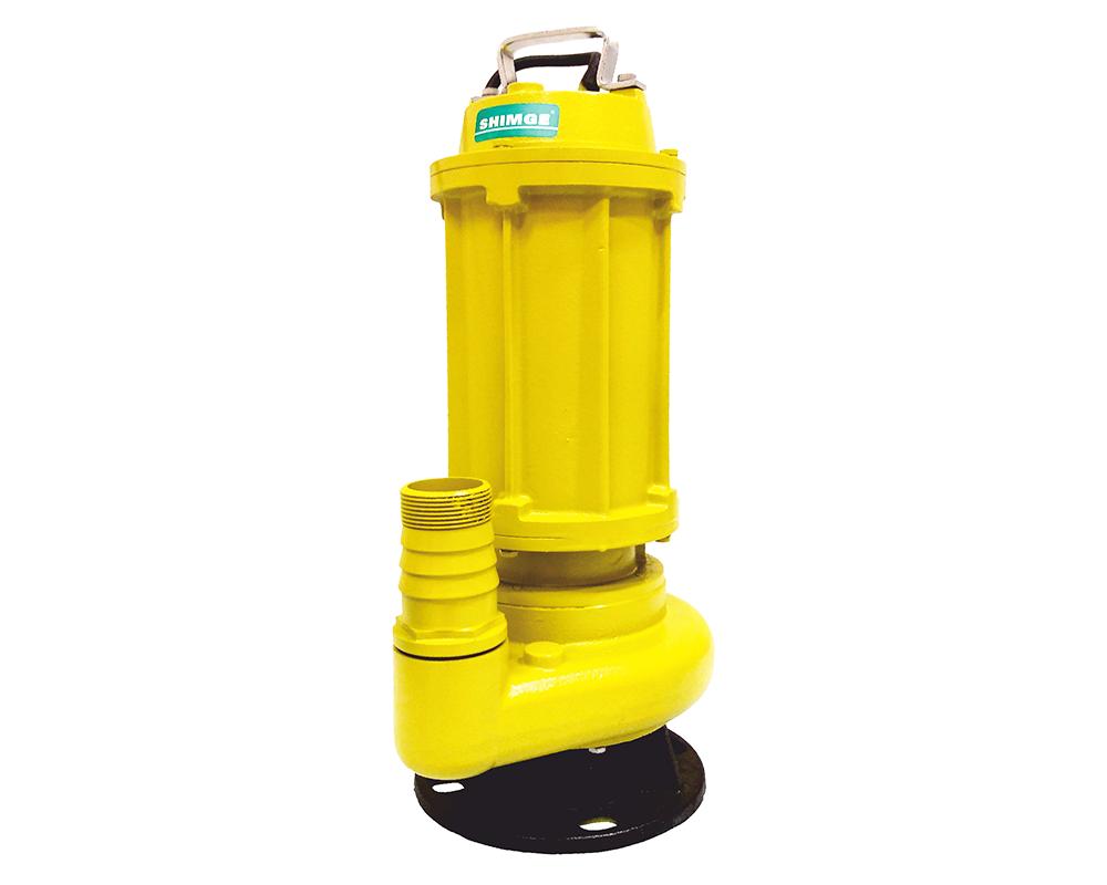 Погружной дренажный насос SHIMGE WQD6-12-0.55L1 550Вт Hmax=14м Qmax=16куб.м/час поплавок