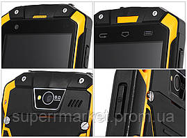 Смартфон Land Rover Discovery V9 IP68 Yellow, фото 2