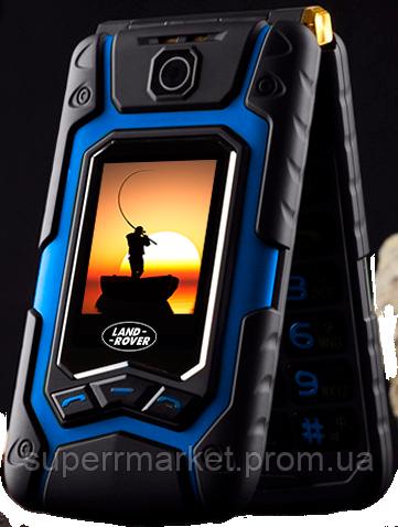 Телефон Land Rover Discovery X9 fip IP67 Blue