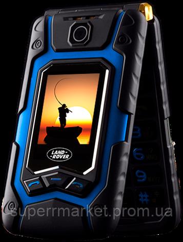 Телефон Land Rover Discovery X9 fip IP67 Blue, фото 2