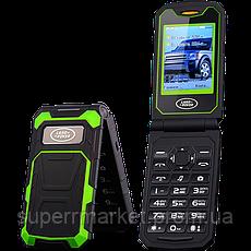 Телефон Land Rover Discovery X9 fip IP67 Blue, фото 3