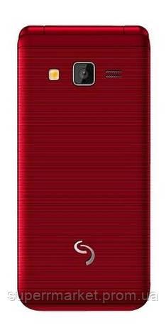 Телефон Sigma X-Style 28 Flip Red, фото 2