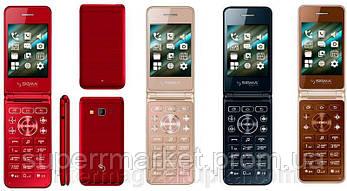 Телефон Sigma X-Style 28 Flip Blue, фото 3