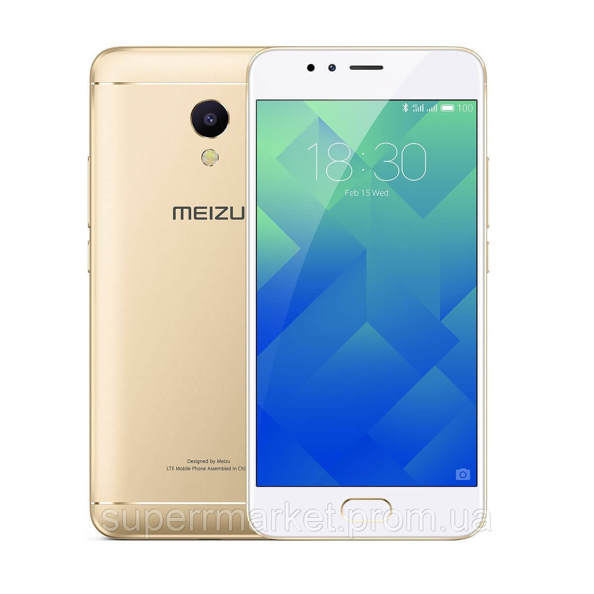 Смартфон MEIZU M5C 16GB EU Gold