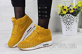 Кроссовки Nike Air Max 87 (рыжие) кроссовки найк nike, фото 3
