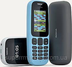 Телефон Nokia 105 NEW dual Blue  '3, фото 3