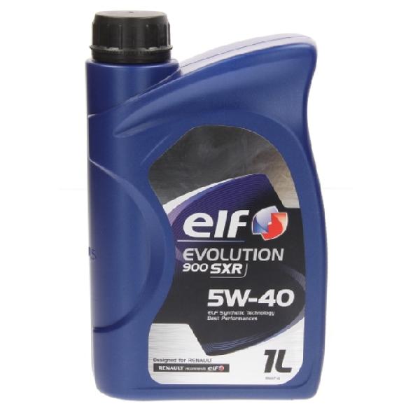Масло моторное ELF EVOLUTION 900 SXR 5W-40 1л
