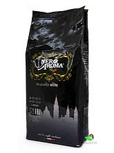Кава в зернах Aroma Nero Elite, 1 кг (80/20)