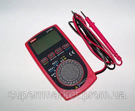 Тестер UNI-T UT10A мультиметр цифровой Digital clamp multimeter, фото 2
