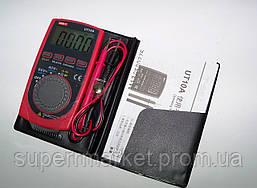 Тестер UNI-T UT10A мультиметр цифровой Digital clamp multimeter, фото 3