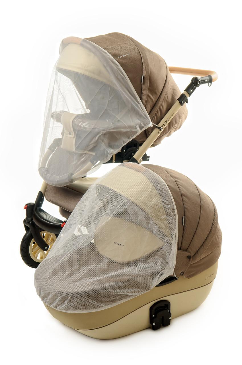 Москитная сетка на коляску Ok Style Белый