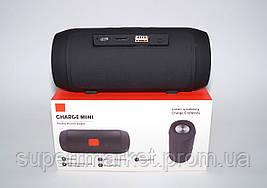 JBL Charge 2+ mini E2+ копия, блютуз колонка MP3 и FM, black, фото 2