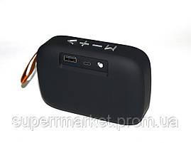 JBL Charge G2 mini 3W копия, портативная колонка Bluetooth FM MP3, черная, фото 3