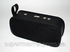 Блютуз колонка Music M-168 в стиле JBL, черная, фото 2