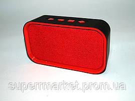 Блютуз колонка SPS H-B18 в стиле JBL, красная, фото 3