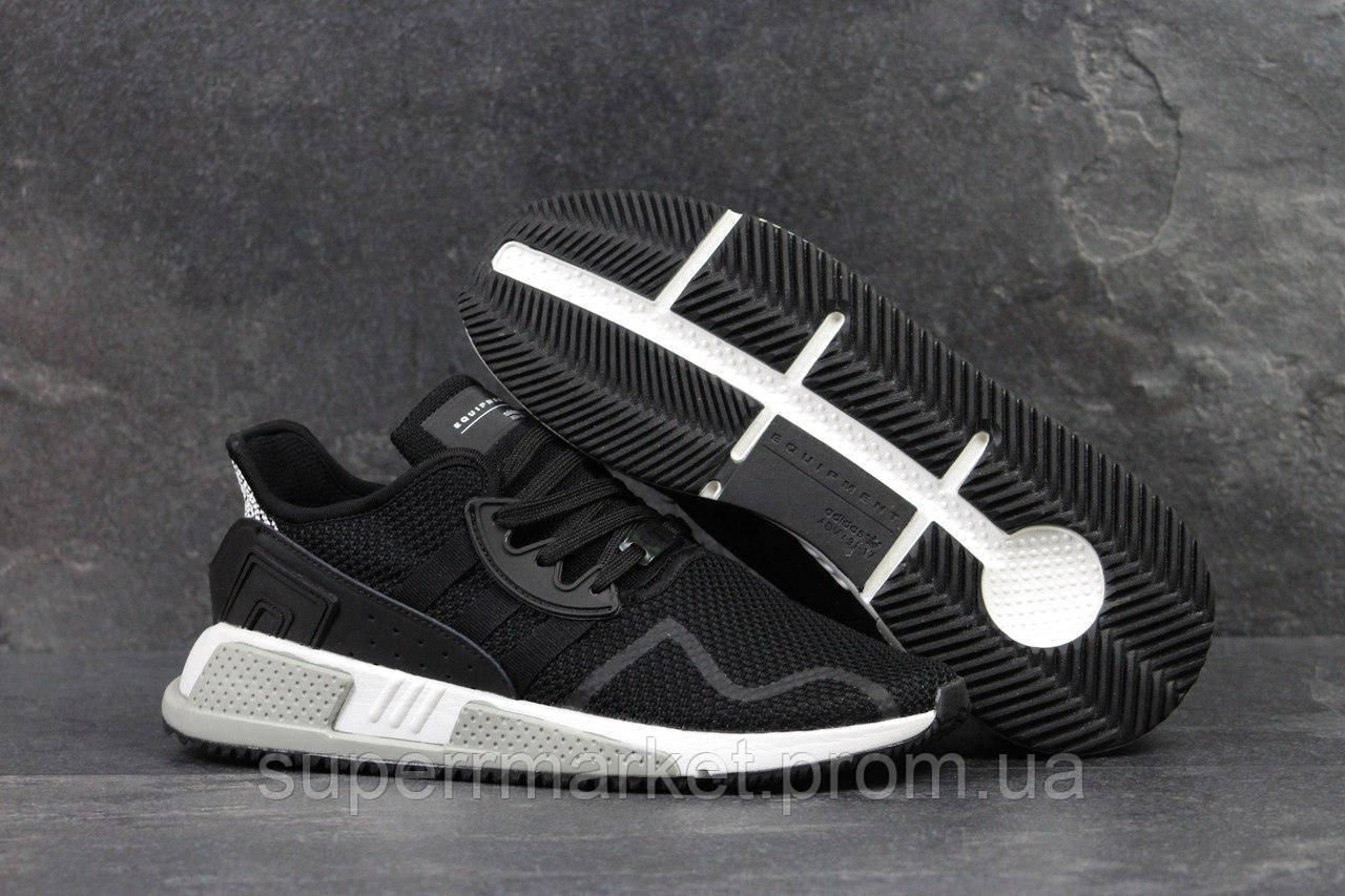 Кроссовки Adidas Equipment ADV 91-17 (черные с белым)