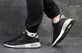 Кроссовки Adidas Equipment ADV 91-17 (черные с белым), фото 2