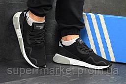 Кроссовки Adidas Equipment ADV 91-17 (черные с белым), фото 3
