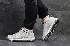 Кроссовки Nike Air Max 97 (серые), фото 2