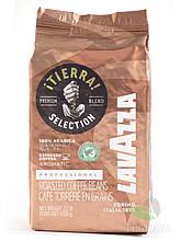 Кава в зернах Lavazza Tierra, 1 кг (100% арабіка)