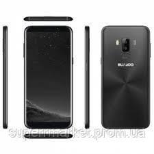 Смартфон Bluboo S8 Plus 64GB Black