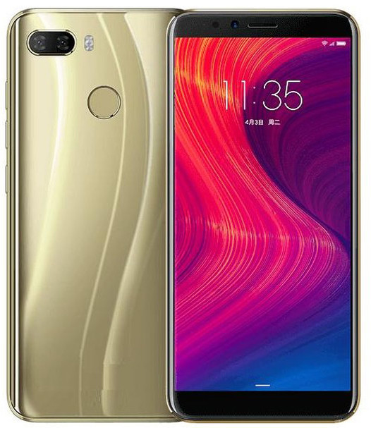 Смартфон Lenovo K5 Play 3/32 Gold