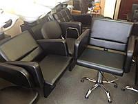 Комплект парикмахерский Фламинго 2 ( парикмахерская мойка и кресло на гидравлике), фото 1