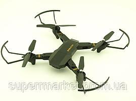 Складной квадрокоптер Eagle Pro drone S9 с WiFi HD камерой, фото 3