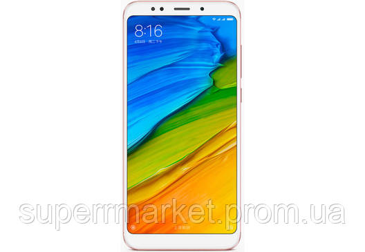 Смартфон Xiaomi Redmi 5 3 32Gb Rose Gold, фото 2
