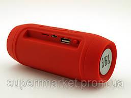 JBL Charge 2+ mini w2 3W копия, блютуз колонка,  красная, фото 2