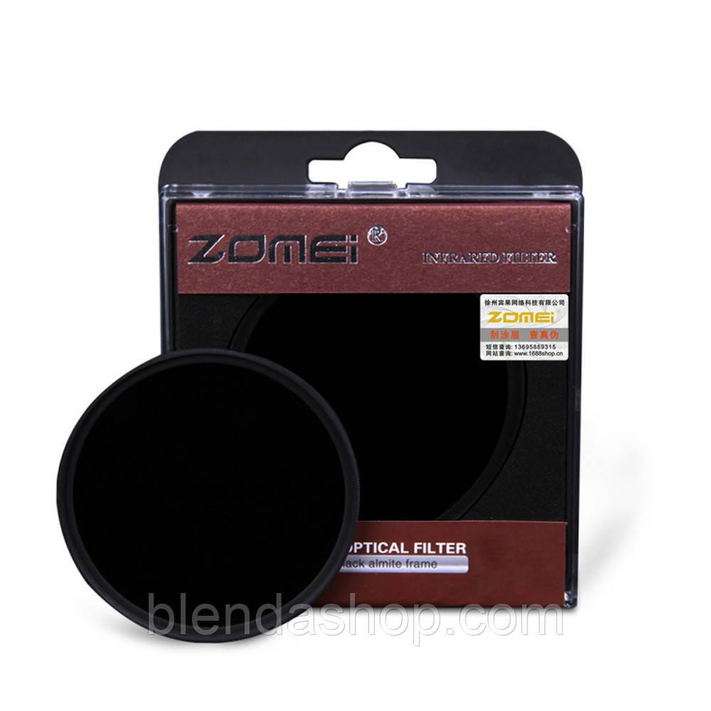 Инфракрасный светофильтр ZOMEI - IR 720,  58 мм
