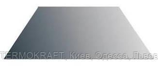 Гладкий лист цинк  0.5, ширина от производителя