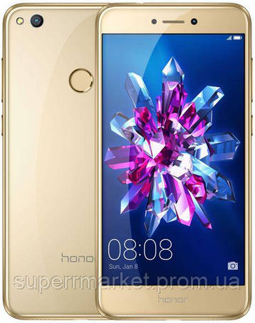 Смартфон Huawei Honor 8 Lite 16GB Gold Global Version, фото 2