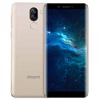 Смартфон Doopro P5 PRO 16GB Золотистый