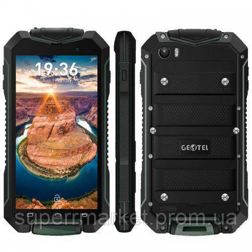 Смартфон Geotel A1 8GB IP67 Black