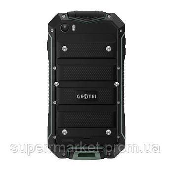 Смартфон Geotel A1 8GB IP67 Black, фото 2