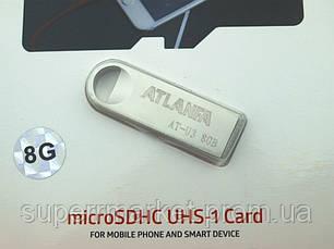 Atlanfa AT-U3 8Gb, USB флеш накопитель  флешка, фото 2